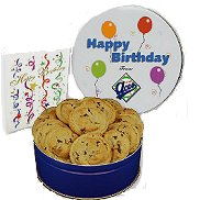Birthday Cookie Gift Programs