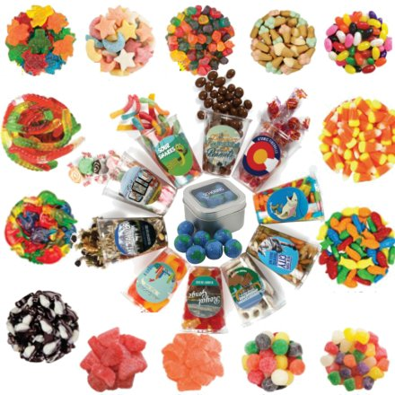 Promotional Custom Candy