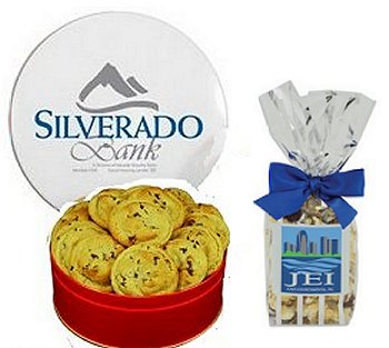 Custom Promotional Cookies Gifts - Free Cookie Coupon