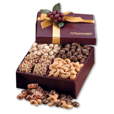 Gourmet Candy and Nut Gifts from Maple Ridge Farms