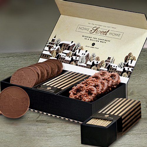 Customizable Chocolate Gift box
